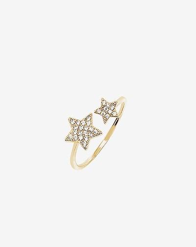 SO COSI Prsten 'BABY I´M A STAR' - zlatá, Produkt