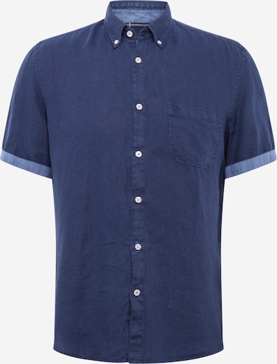 Marc O'Polo Overhemd in de kleur Navy / Smoky blue, Productweergave