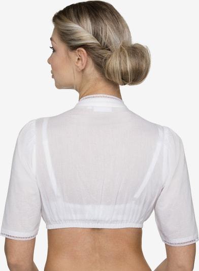 STOCKERPOINT Bluse 'B-7086' in weiß, Produktansicht