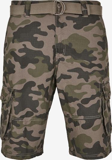 Pantaloni cu buzunare SOUTHPOLE pe kaki / oliv / brad, Vizualizare produs
