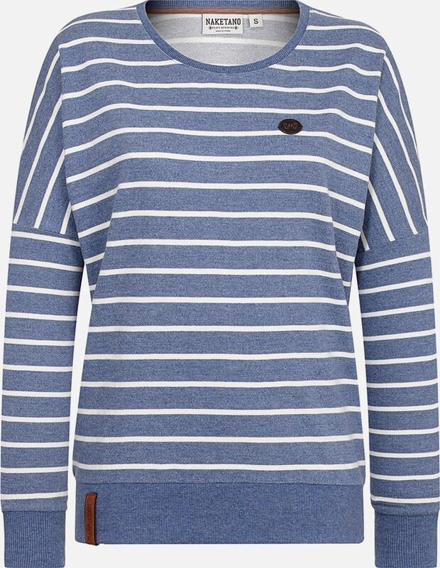 naketano Female Sweatshirt Ficken rauf