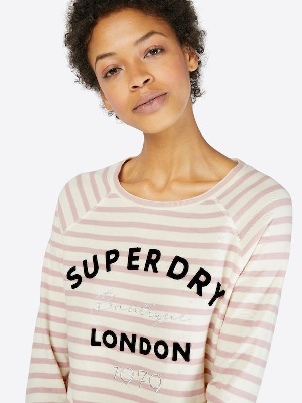 Superdry Pullover 'APPLIQUE'