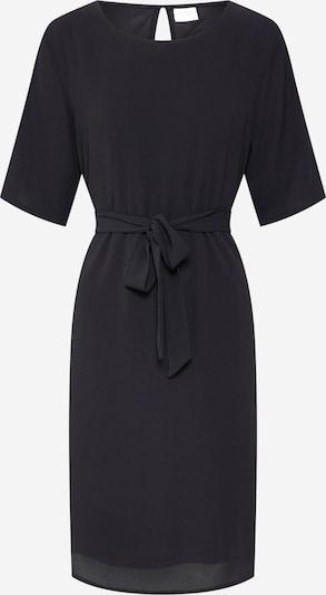 JACQUELINE de YONG Kleid 'Amanda' in schwarz: Frontalansicht