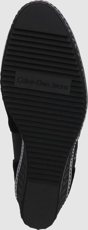 Calvin Klein Klein Klein Jeans Keilstifelette 'SHANNA' 931178