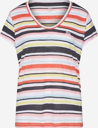 Lee Shirt 'SCOOP' in mischfarben, Produktansicht