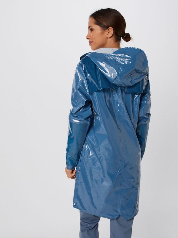'ltd Bleu Rains Jacket' saison Long En Manteau Mi ybvImYf67g