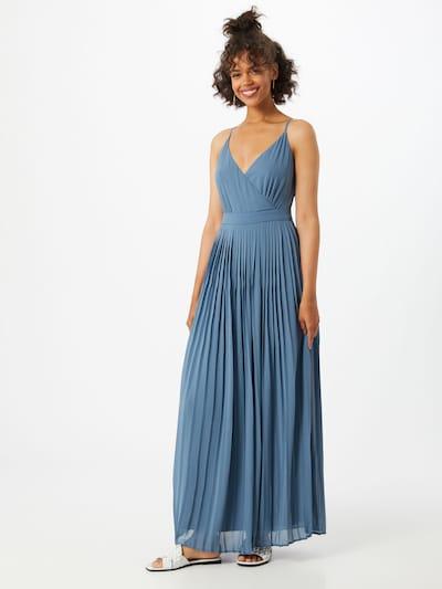 VILA Kleid 'Micada' in blau, Modelansicht