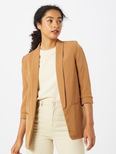 ONLY Kavaj i ljusbrun, På modell