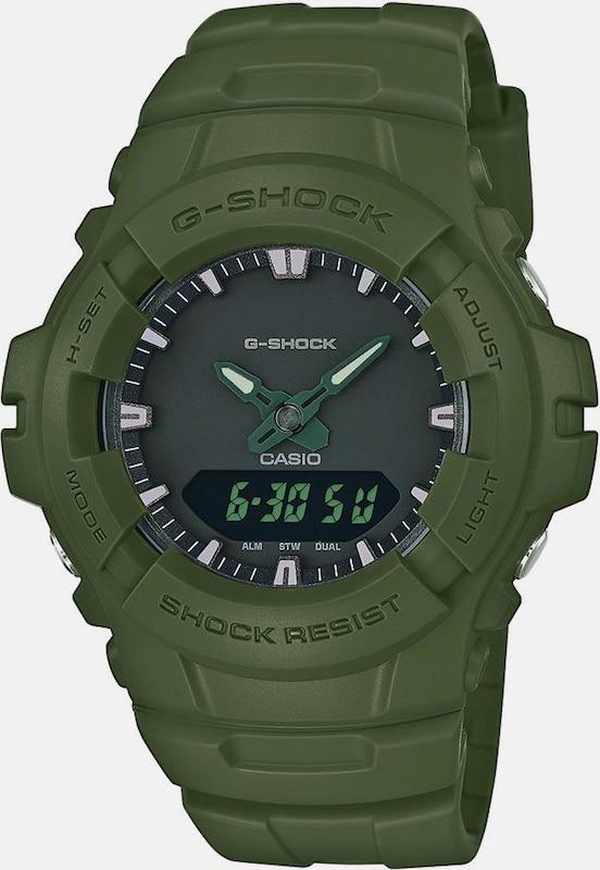 CASIO G-Shock Chronograph 'G-100CU-3AER'