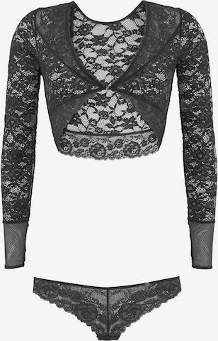 JETTE - Conjuntos de ropa interior en negro