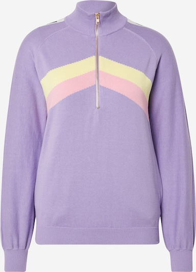 Megztinis 'Lilian' iš Cecilie Copenhagen , spalva - purpurinė, Prekių apžvalga