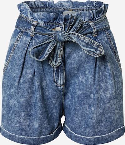 VILA Jeansy 'CLASH' w kolorze niebieski denimm: Widok z przodu