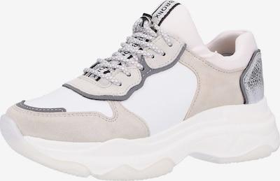 BRONX Niske tenisice 'Baisley' u taupe siva / svijetlosiva / bijela, Pregled proizvoda