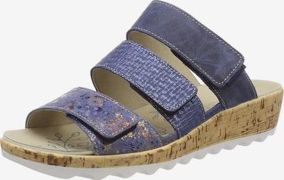 ROMIKA Sandalen in blue denim: Frontalansicht