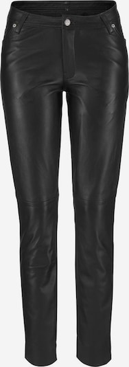 LAURA SCOTT Lederhose in schwarz, Produktansicht