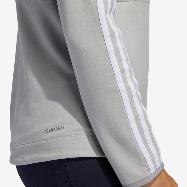 Adidas Performance Sport Szabadidõs Dzsekik Világosszürke