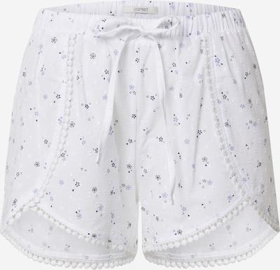 ESPRIT Shorts 'DACE CAS NW Nightpants' in weiß, Produktansicht