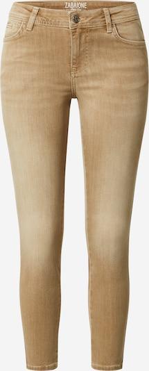 ZABAIONE Jeans 'Summer' in beige, Produktansicht