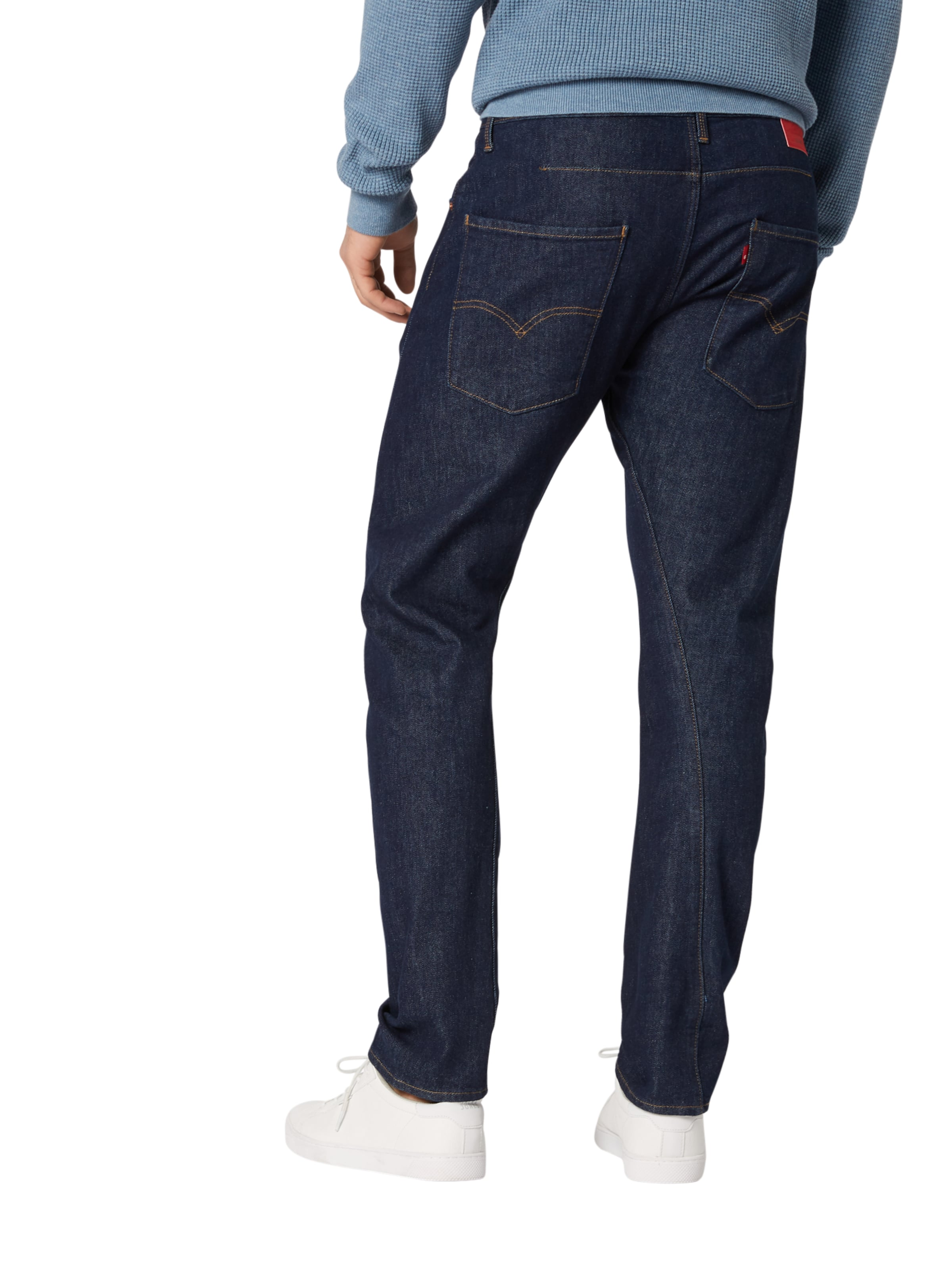 Levi's In 'lej Taper' Blue Jeans 502 Denim Reg q54jLAR3