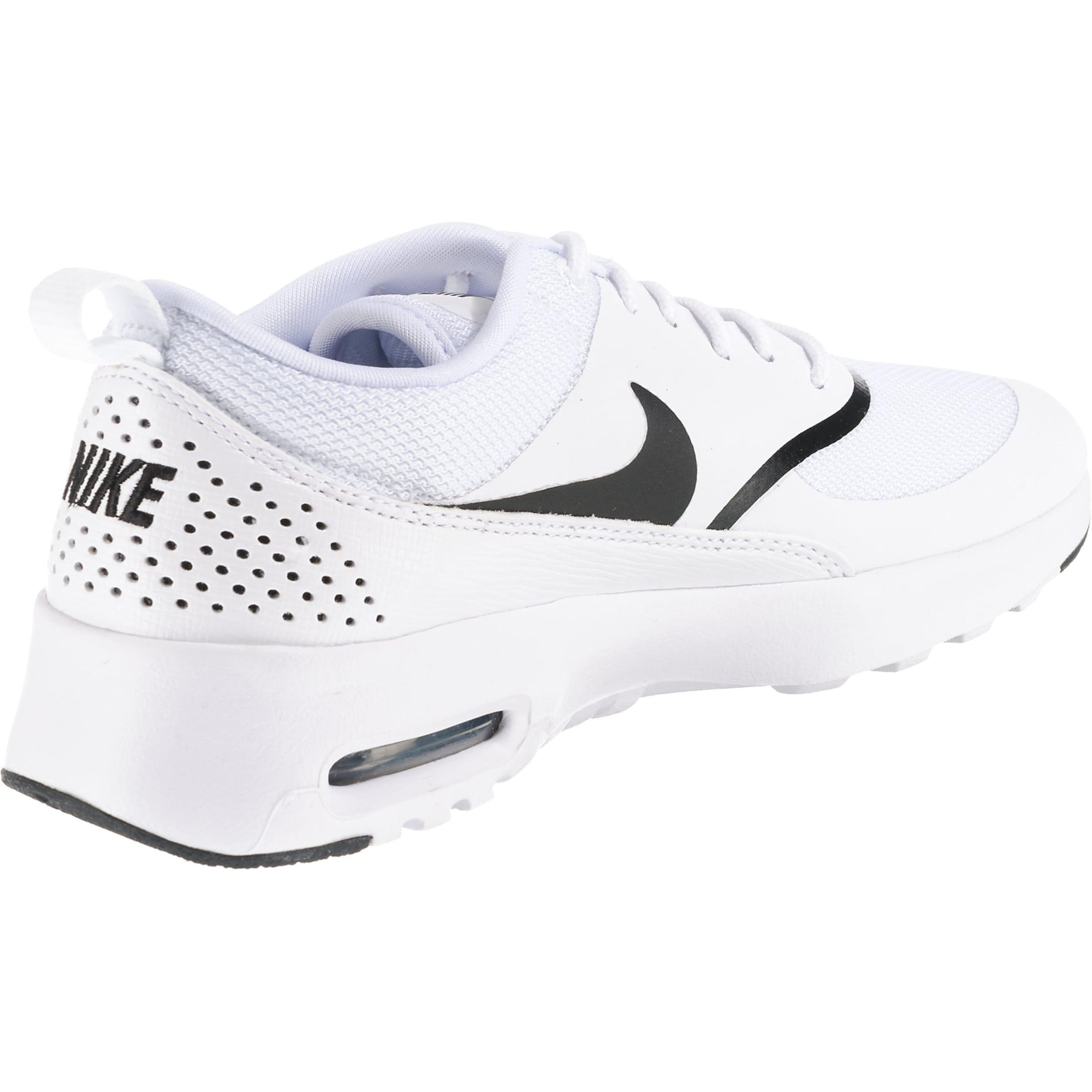 Max Baskets ClairNoir En Sportswear Basses Blanc 'air Thea' Bleu Nike n0OP8kw