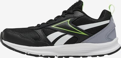 REEBOK Sneaker in grau / apfel / schwarz, Produktansicht