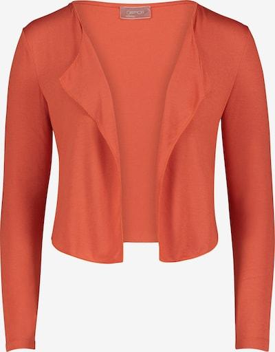 Cartoon Shirtjacke langarm in orange, Produktansicht