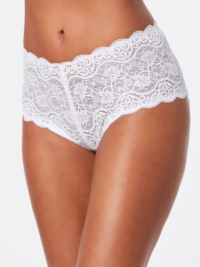 TRIUMPH Culotte 'Amourette 300 Maxi X' en blanc: Vue de face