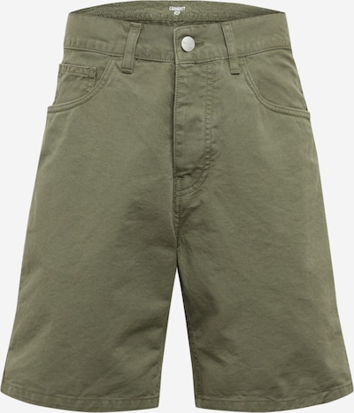 Carhartt WIP Jeans 'Newel' in grün, Produktansicht