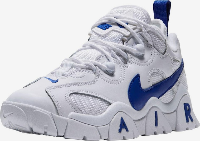 NIKE Sneaker 'Air Barrage Low' in blau / weiß, Produktansicht