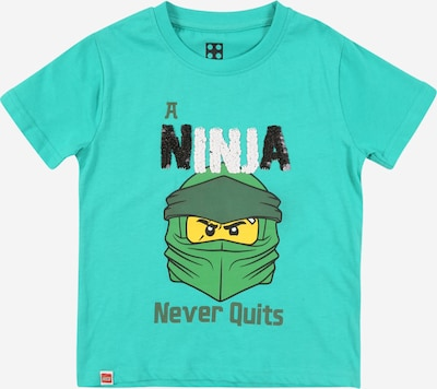 LEGO WEAR Shirt in grün, Produktansicht