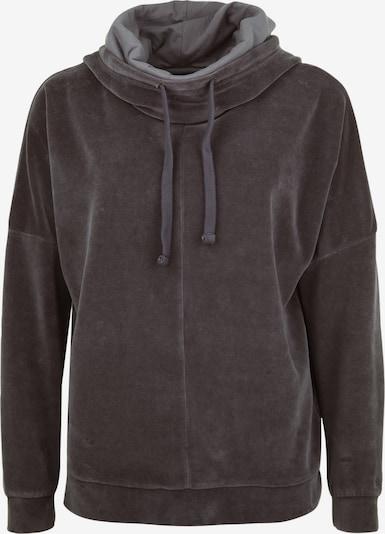Shirts for Life Kapuzensweatshirt 'Nicki' in basaltgrau, Produktansicht