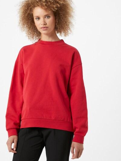 zöld / piros / fekete REPLAY Tréning póló: Elölnézet