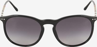 bézs / fekete BURBERRY Napszemüveg, Termék nézet