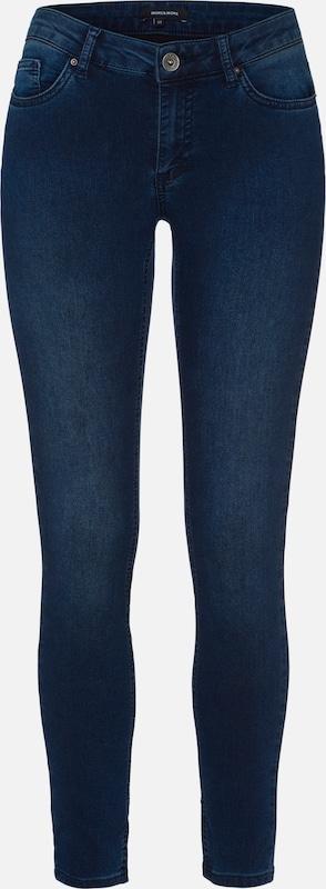 MORE & MORE Jeans in Blau denim  Freizeit, schlank, schlank