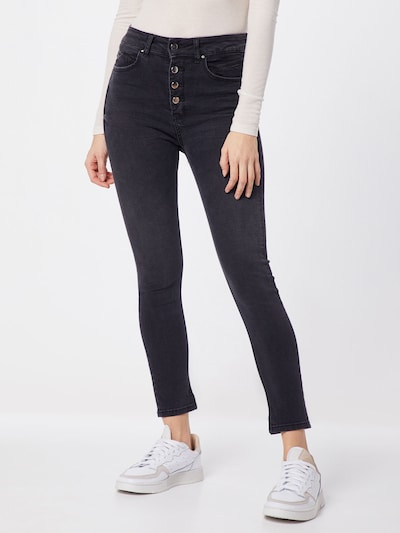 LTB Jeans 'CANDELA' in grau: Frontalansicht