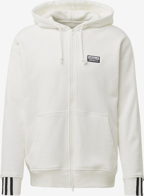Adidas Sweatshirt jacke grau L so gut wie neu
