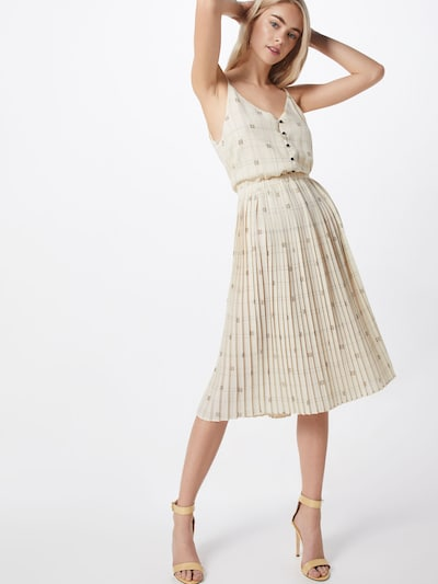 sessun Kleid 'LISBON 20' in schwarz / offwhite, Modelansicht