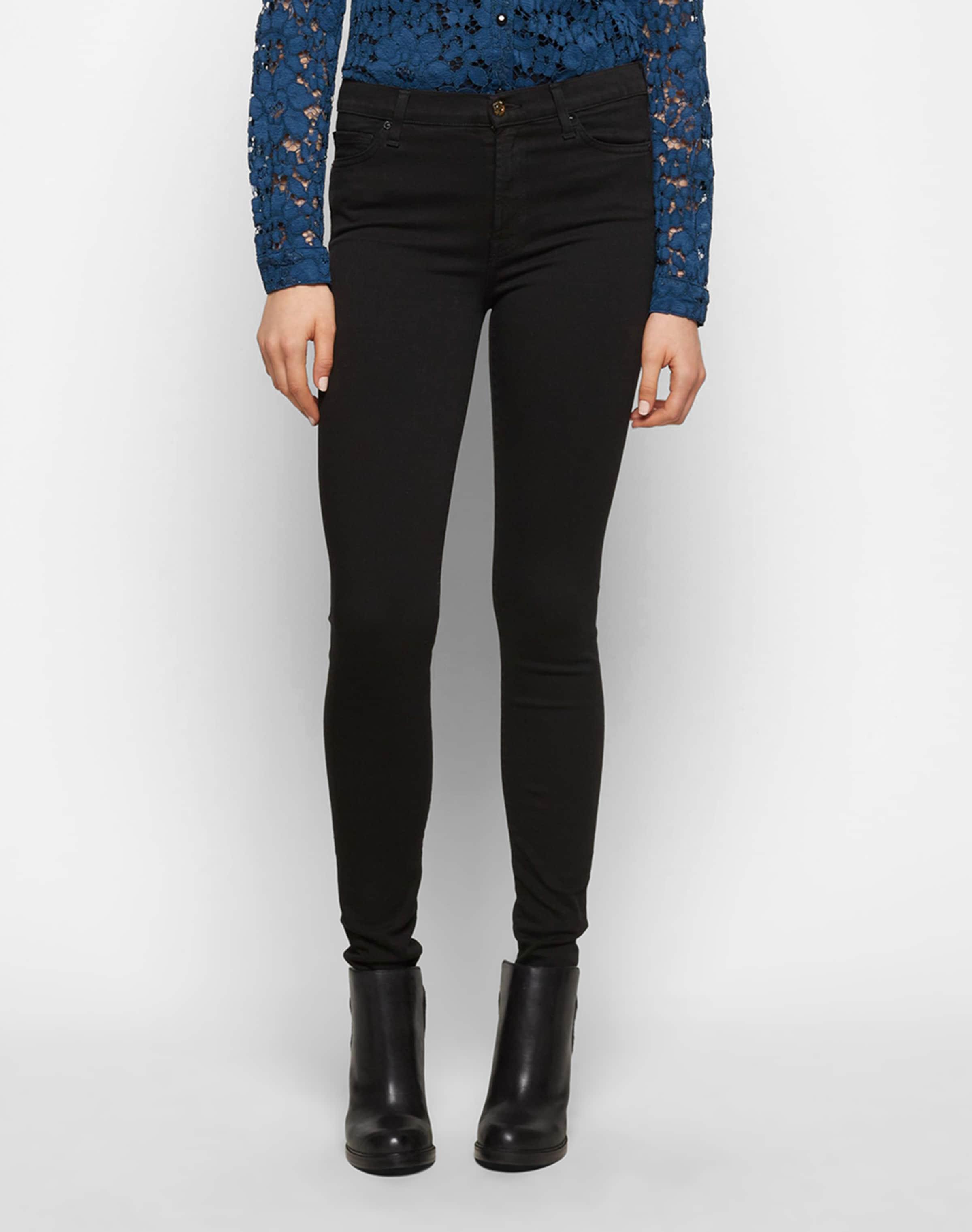 For Jeans 'hw 7 Schwarz All In Klassische Skinny Skinny' Mankind vONn0wm8