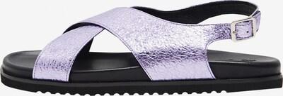 MYMO Sandale in helllila, Produktansicht