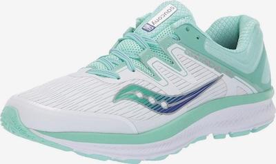 saucony Sportschuh 'Guide Iso' in mint / weiß, Produktansicht