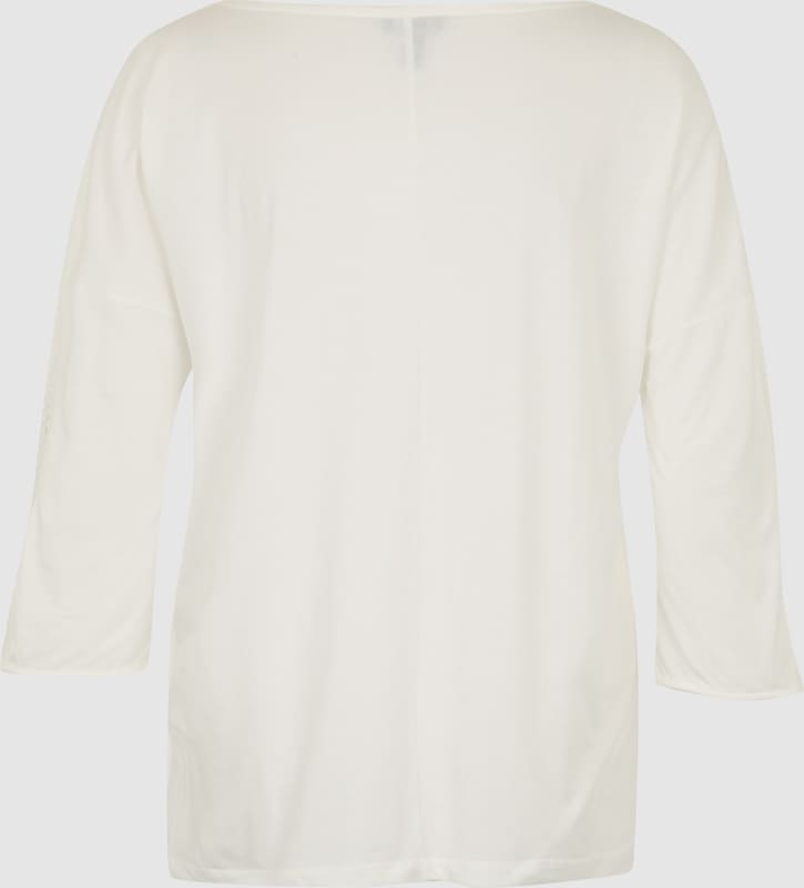 TOM TAILOR Shirt mit Spitze