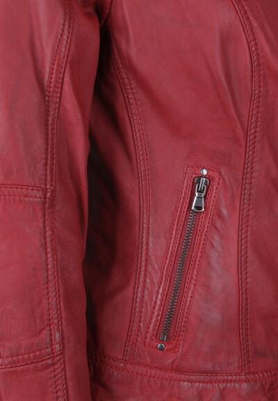 7ELEVEN Tussenjas 'CONA' in de kleur Rood, Productweergave