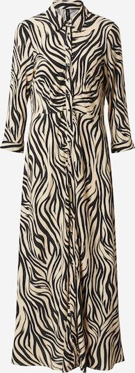 Y.A.S Blusenkleid 'YASSAVANNA' in beige / braun / mischfarben, Produktansicht