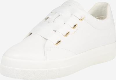 GANT Baskets basses 'Avona' en blanc, Vue avec produit