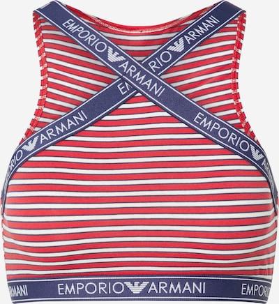 Emporio Armani Bralette in blau / rot / weiß, Produktansicht