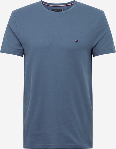 TOMMY HILFIGER T-Shirt 'Flex' en bleu fumé, Vue avec produit