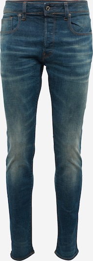 G-Star RAW Jeansy '3301' w kolorze niebieski denimm, Podgląd produktu