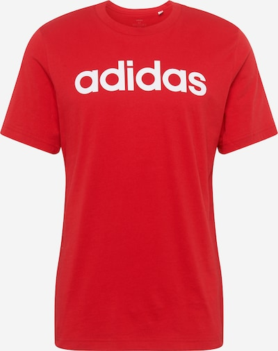 ADIDAS PERFORMANCE Toiminnallinen paita värissä punainen / valkoinen, Tuotenäkymä