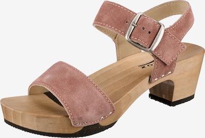 SOFTCLOX Sandaletten 'Kea' in pastellpink, Produktansicht