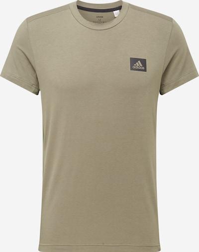 ADIDAS PERFORMANCE Functioneel shirt 'Motion' in de kleur Kaki, Productweergave